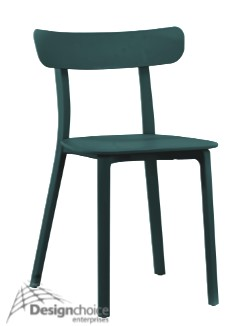 Avanti $150 inc.GST  Poly/Tilting Head Rest Non Stacking Alfresco Minimalist Simplicity