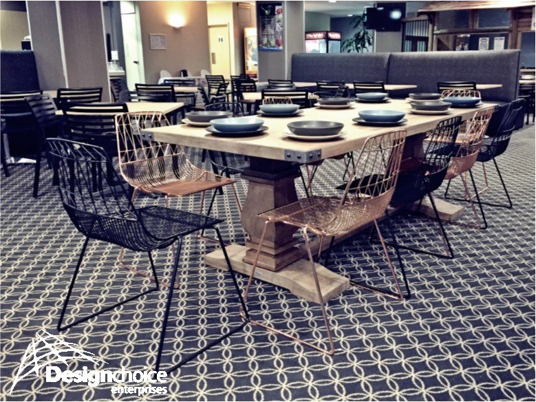 Vintage Table $1800 inc.GST  2300mm x 1000mm Also available in 1800mm x 950mm for  $1650 inc.GST