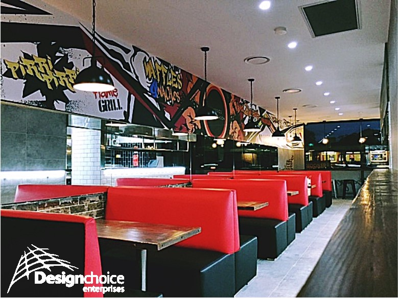 Booths, Benches & Banquette Seating -