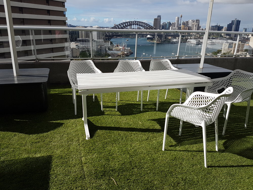 City Roof Top Bar  -