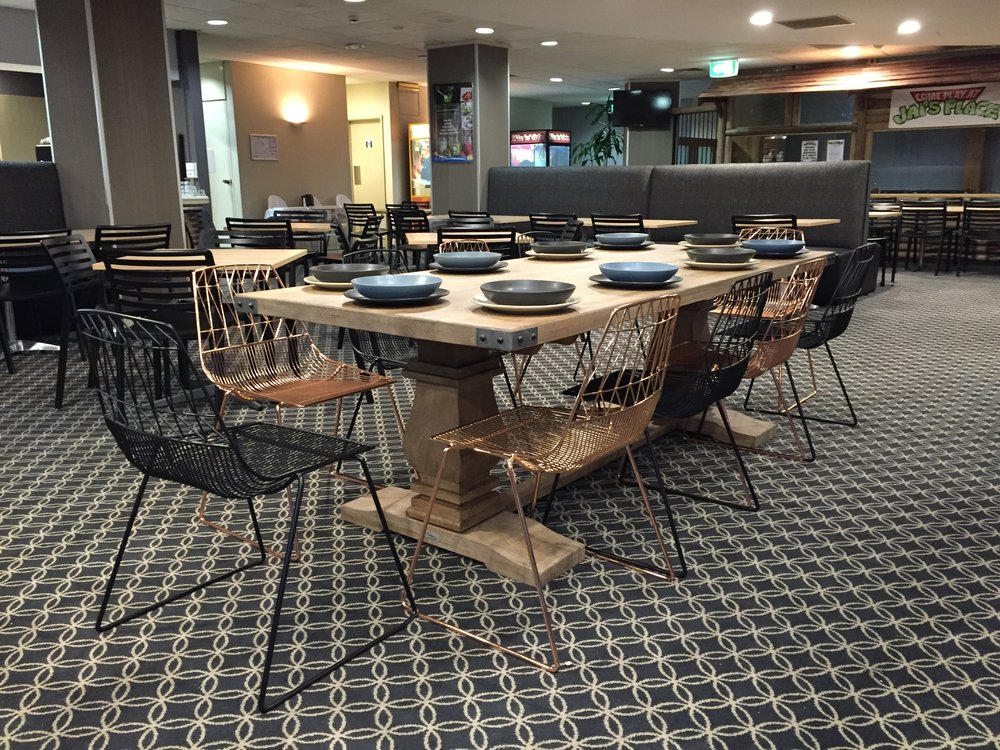 Communal Tables -