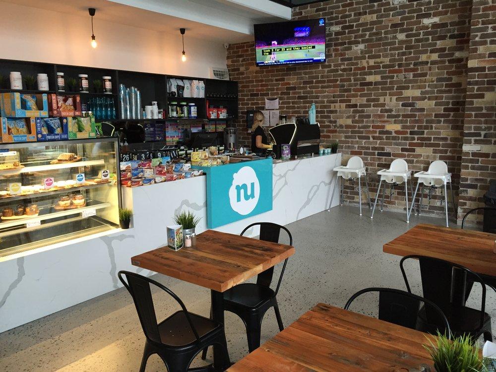 NU HEALTHY CAFE MIRANDA -