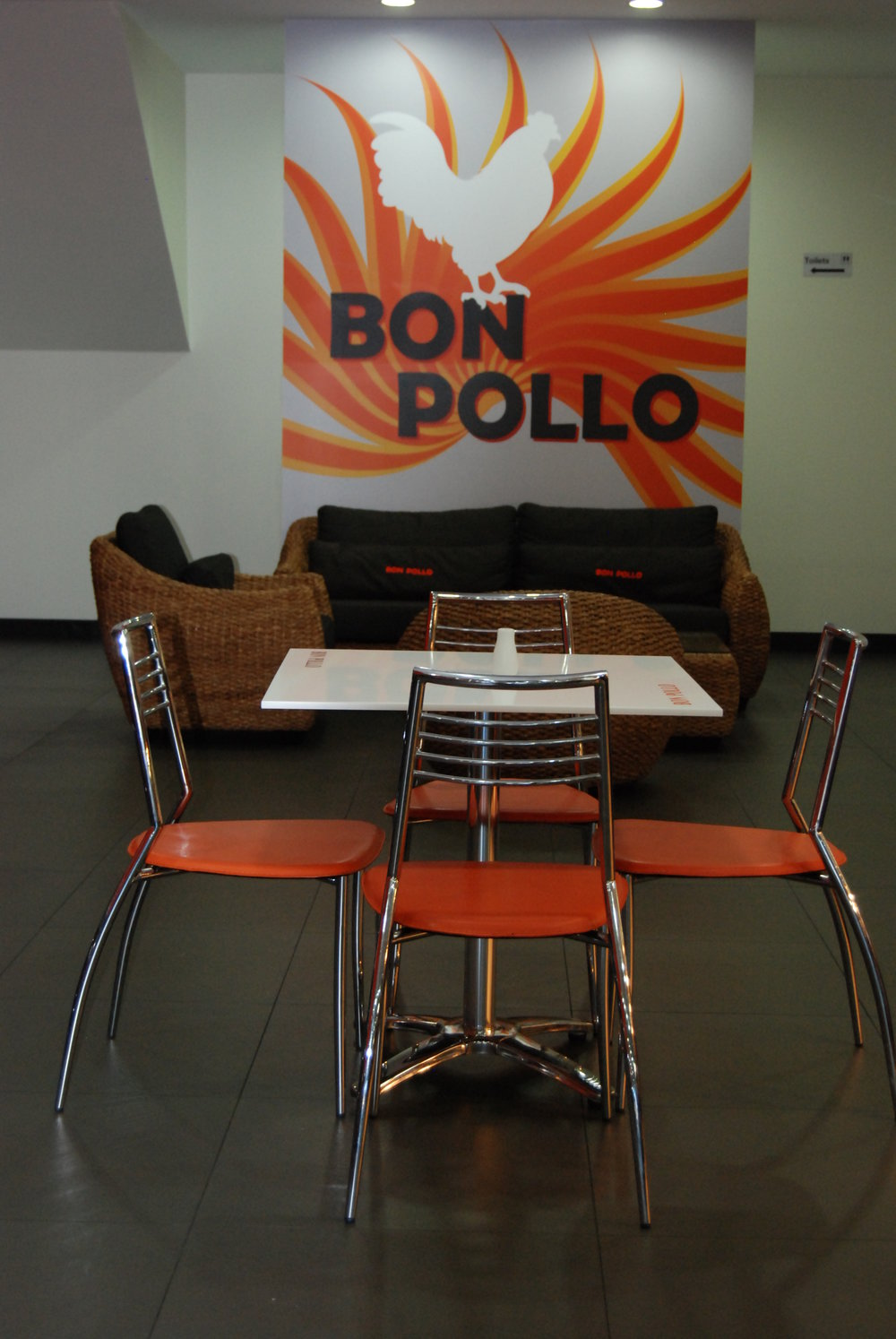 BON POLLO -