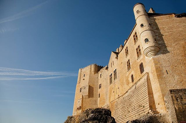 Château de Beynac, a short drive from Trèmolat.