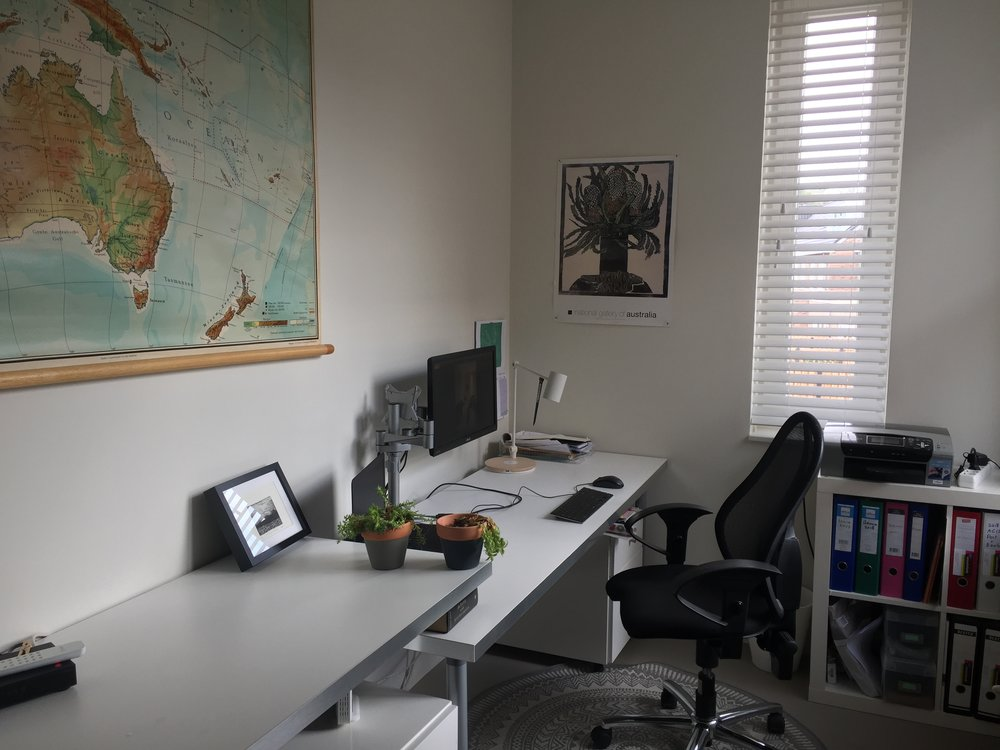Your office or mine? - If you are less than an hour from Den Dolder I am happy to work in your office. And as a virtual assistant I am all set up to work from my home office too. The choice is yours.
