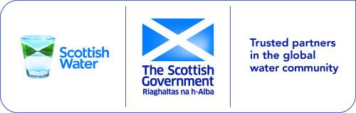 Scottish Water World Water Congress Logo