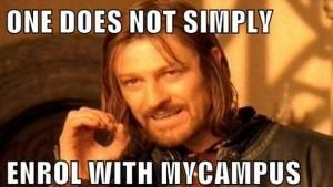 Glasgow Guardian MyCampus meme