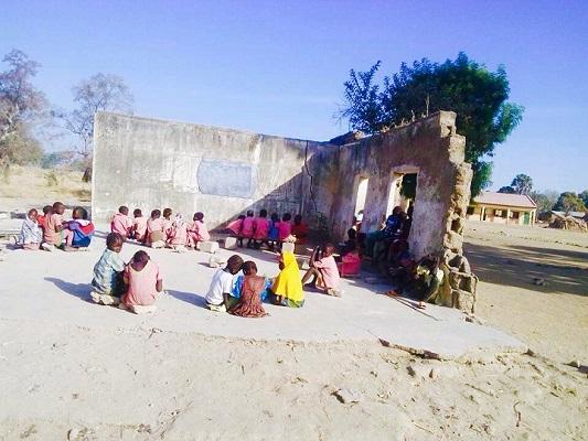 Pambula Primary School, Borno State, Nigeria