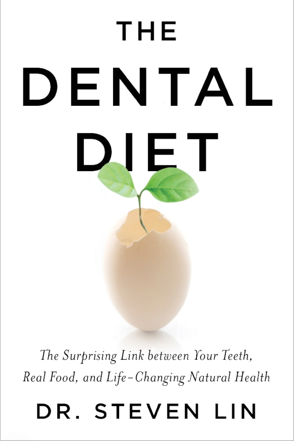 Dr Steven Lin, The Dental Diet, Hay House UK, £20.50 (hb)