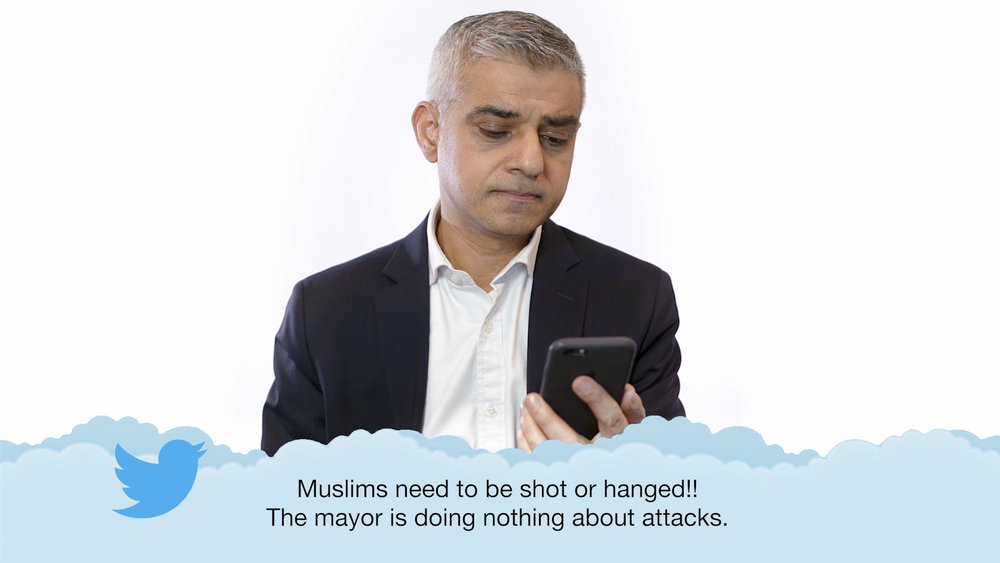 Mayor Of London  #EndTheHate