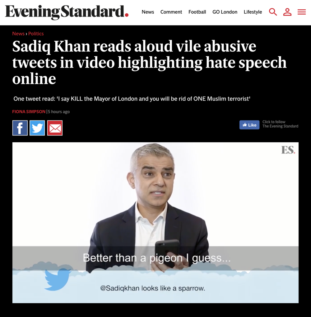 Sadiq Khan Mean Tweets - Evening Standard.png