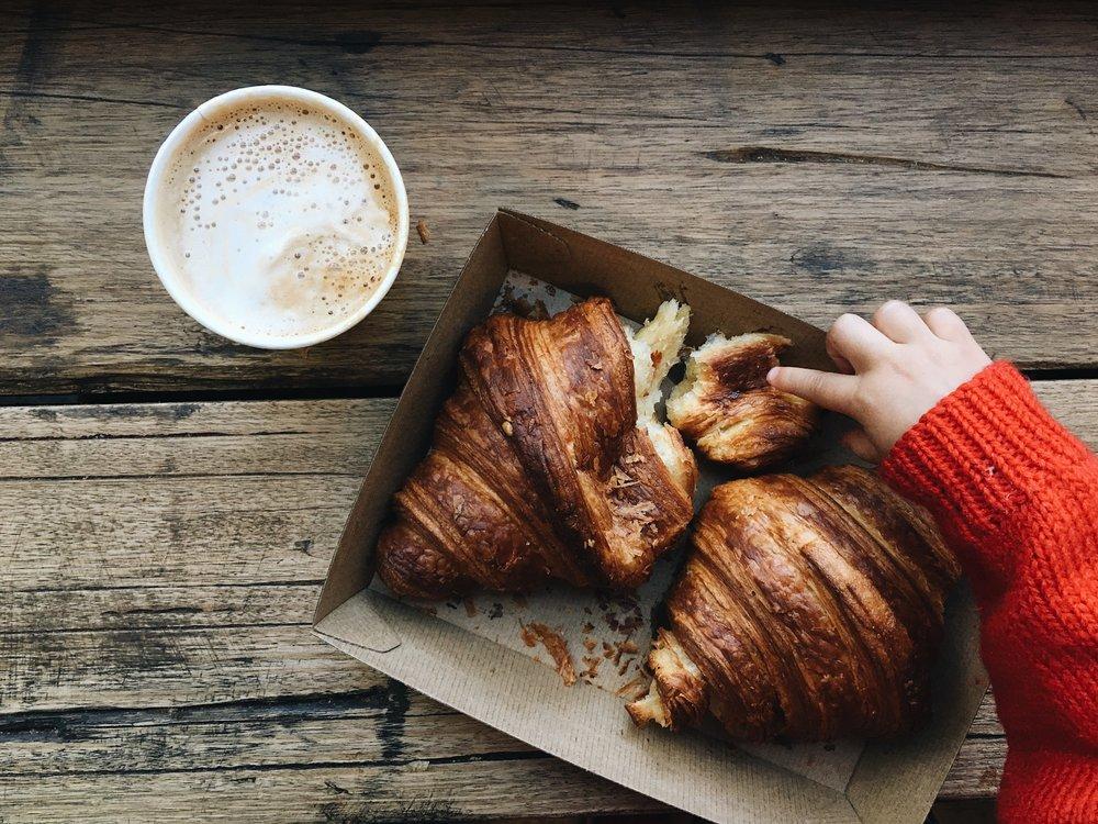 Croissants are our love language.