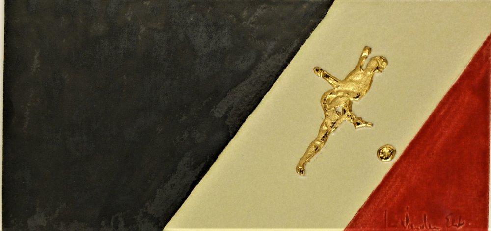 Dries Mertens 42op 21 cm  €120,00