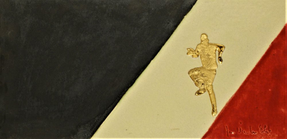 Thorgan Hazard 42 op 21 cm  €120,00