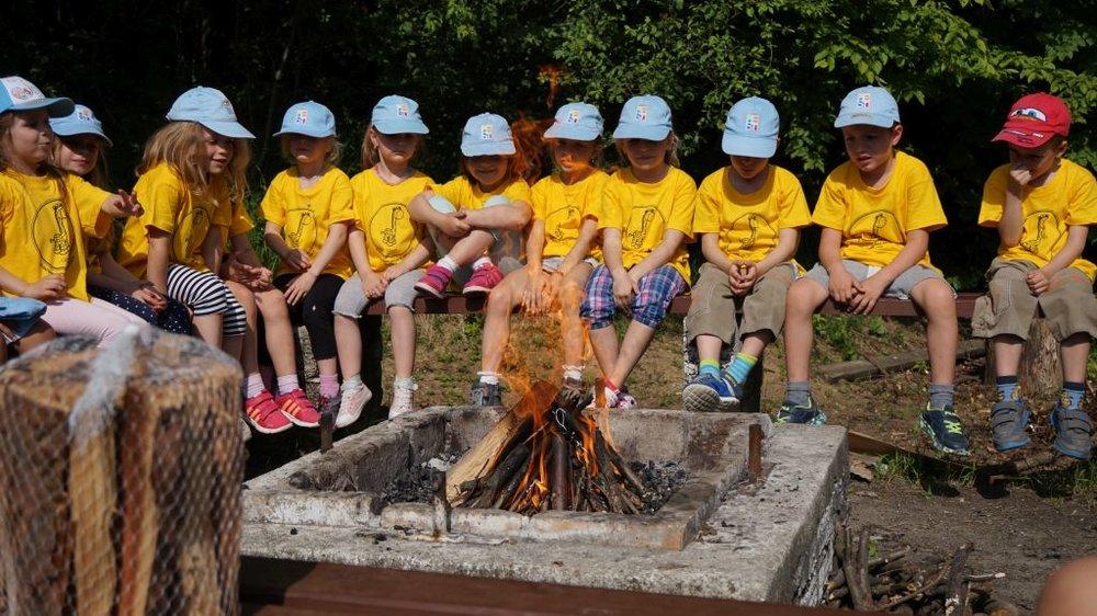 Škola v prírode - Bojnice