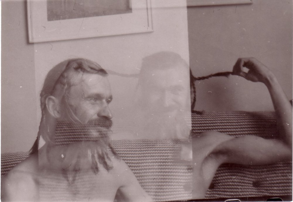 1977 cca, Ufonaut, pocta JK 3, foto, 9x13 cm