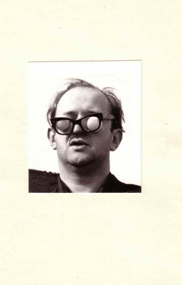 1970, U.F.O.-NAUT J.K., fotografia, číslo 3/3, 6x7 cm