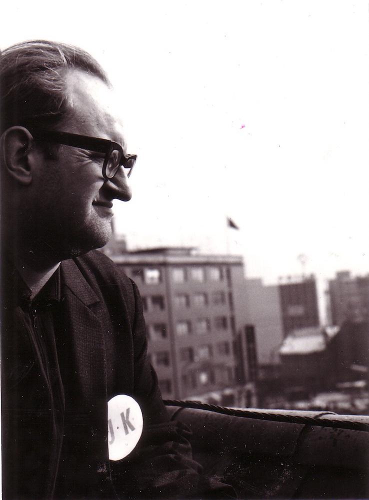 1970, U.F.O, fotografia, 11x7,8 cm
