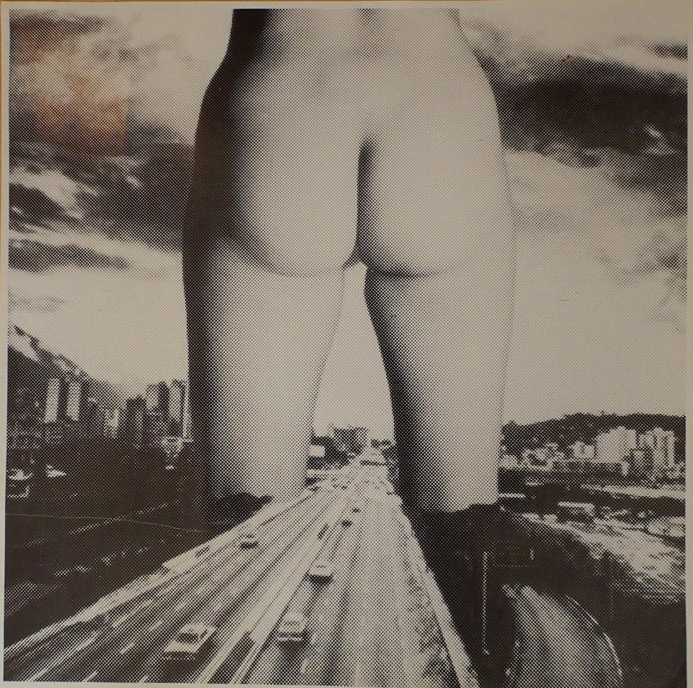 1975, Víťazný oblúk, serigrafia, 49x49 cm