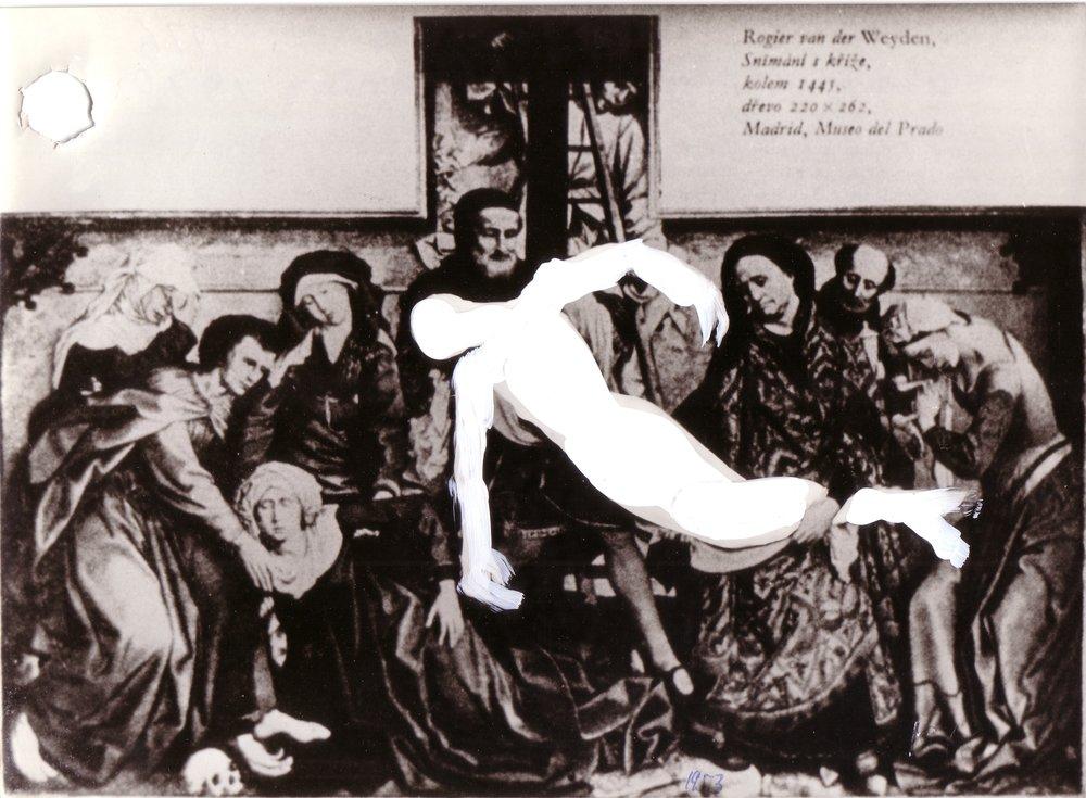 Filko Stano, 1978, Transcendention jezis, komb tech, 18x23.jpg