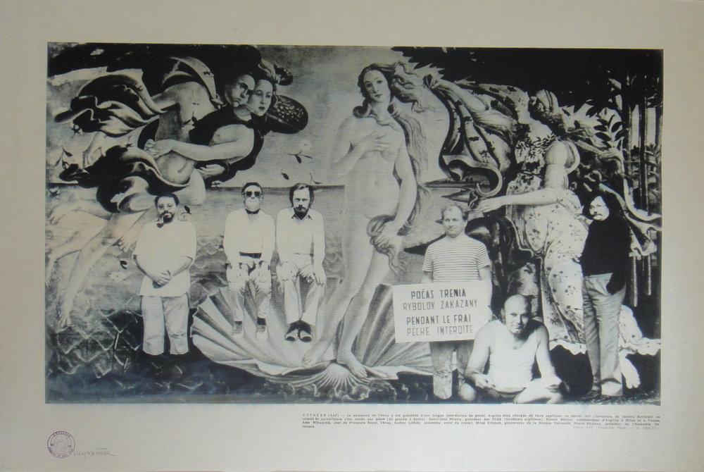 Mlynárčik Alex, 1978, Cythére, tlač na plátne, 61,5x93.jpg