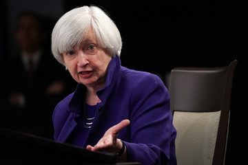Janet Yellen, Federal Reserve Chair 2014-2018