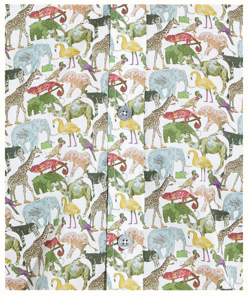 Queue for the Zoo - Fabric design for Liberty