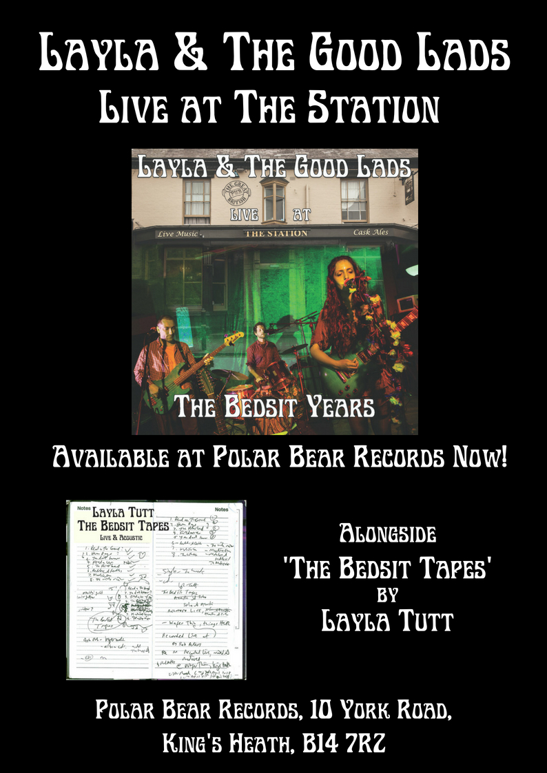 Layla & The Good Lads 'The Bedsit Years'Live at The Station.jpg