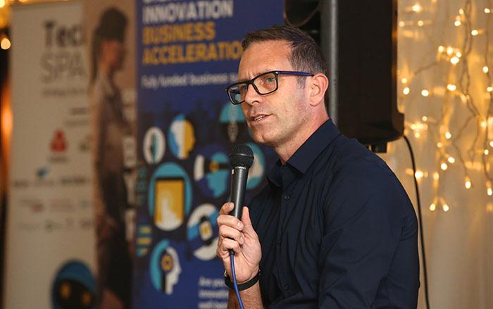 Garry Pratt, Entrepreneur in Residence for Bath SETsquared