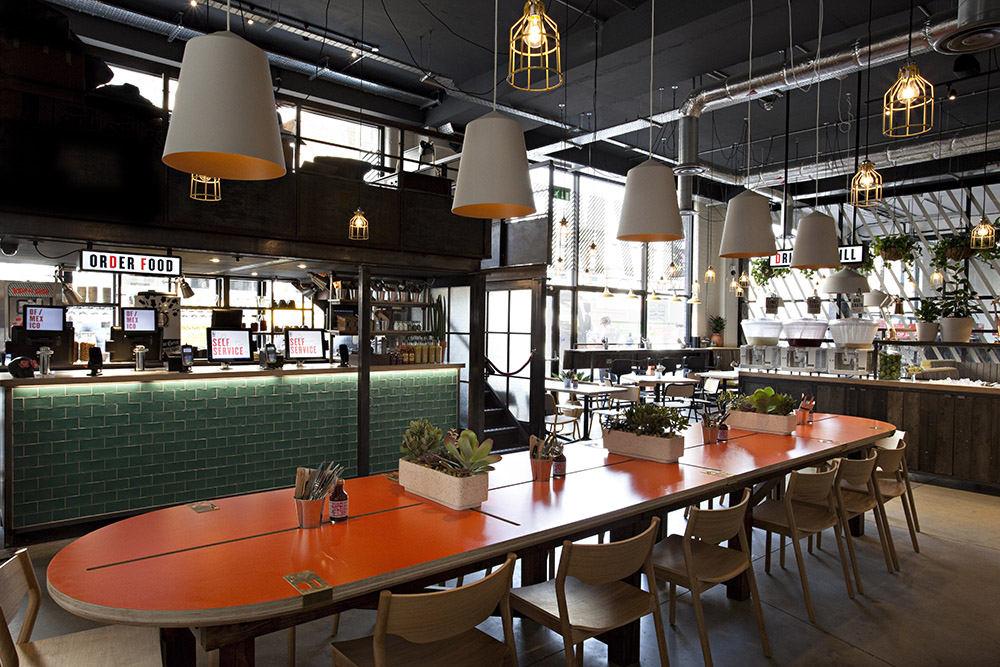 OLD TRUMAN BREWERY - Book for 8 people or more