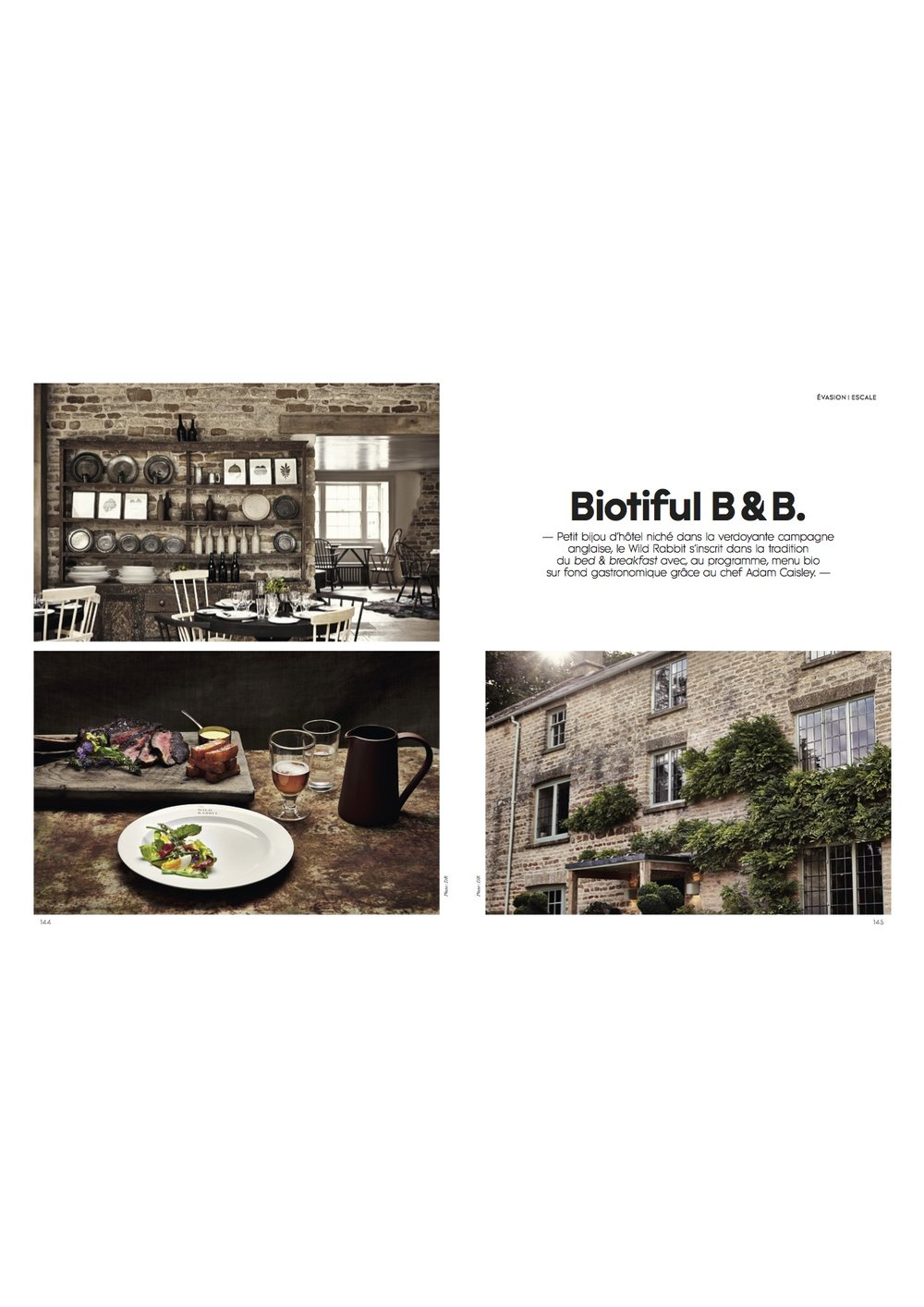 The Wild Rabbit in the Cotswolds