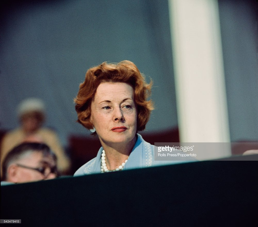 Barbara Castle:  the Labour MP and cabinet minister who could have become prime minister ;