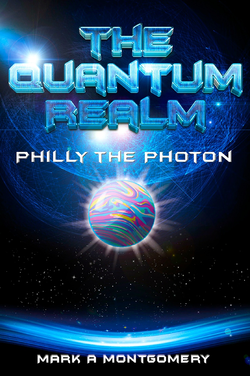 The Quantum Realm: Philly the Photon - Sebastian is a boy filled with fear of things he cannot explain. When traumatized by a freak electrical storm, he develops a burning need to understand light. That night, he awakens inside a lucid dream, deep within the magical Quantum Realm.Sebastian finds himself floating in darkness when a fantastical sphere of light takes form right before his eyes. Philly the Photon, a light particle, offers to guide him on a perilous journey through the Quantum Realm.Sebastian must embark on a journey of self-discovery in pursuit of Grunk the Great Graviton if he is ever to return home. Along the way, he learns to overcome his fears and apply the fundamentals of quantum physics to alter his perspective on self and how he is connected to the very nature of the universe.