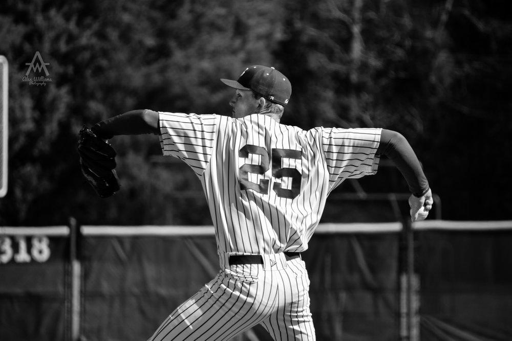 Baseball Monochromes