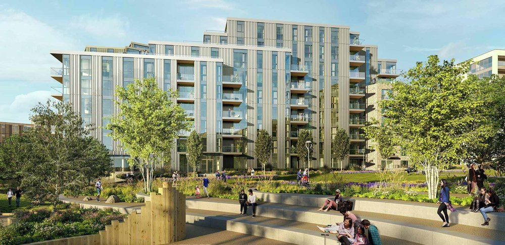 Woodberry Down -