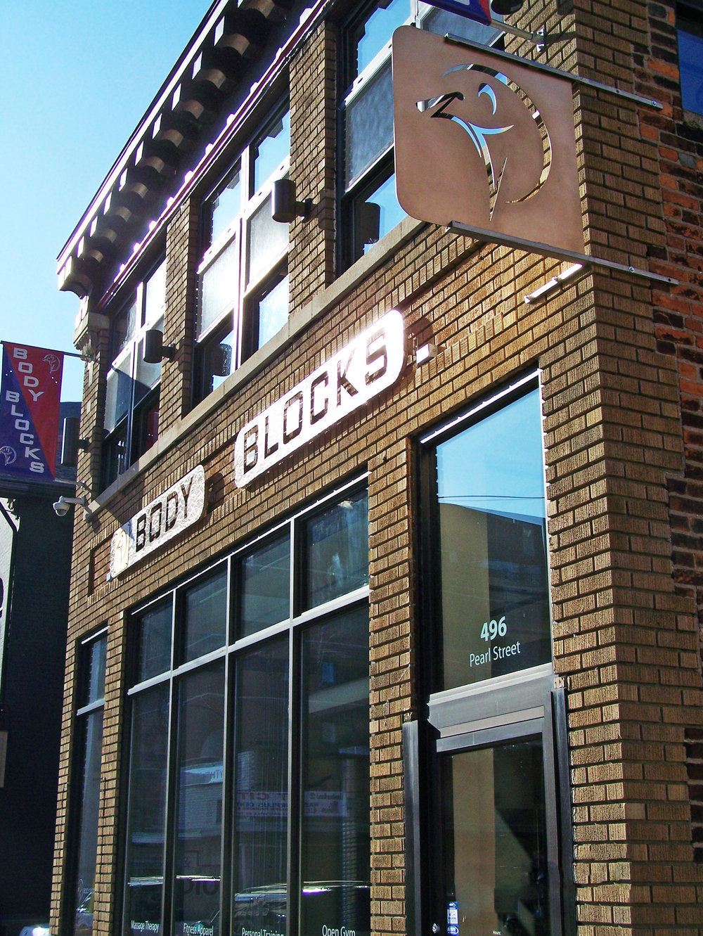 Body Blocks Fitness | 496 Pearl St. | Buffalo, NY 14202
