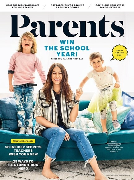 Parents Magazine September 2017