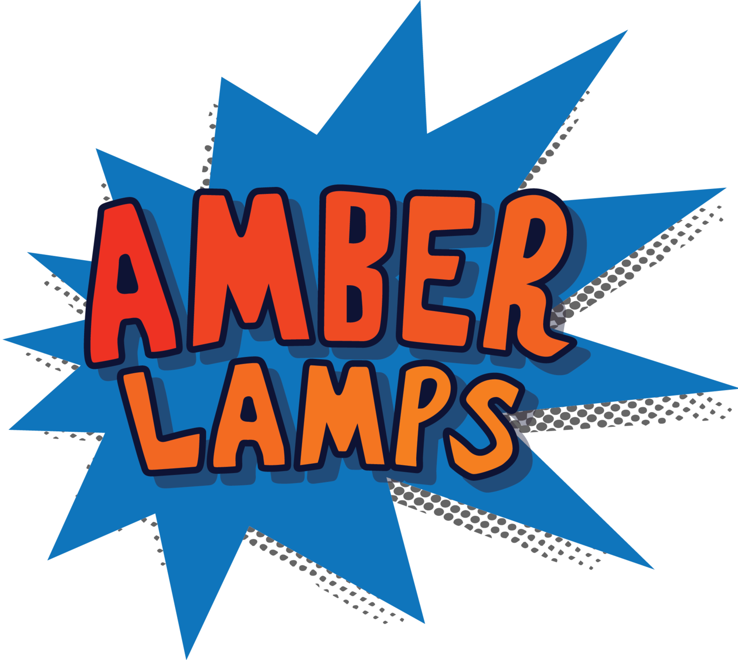 Amber Lamps - Astoria Punk