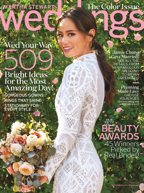 Martha Stewart Weddings Jamie Chung Gets Married Aaron Novak Films