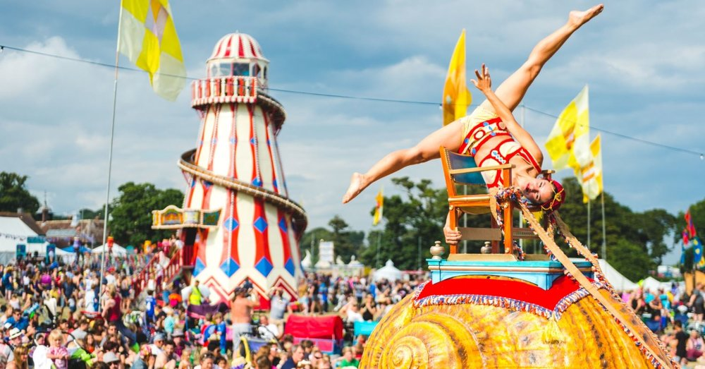Next Month's Newsletter… - Summer is gone. Now what?Bestival: Cashless system in 2019 or out of cash?Who is: Becky Bunting @ RPM Agency?