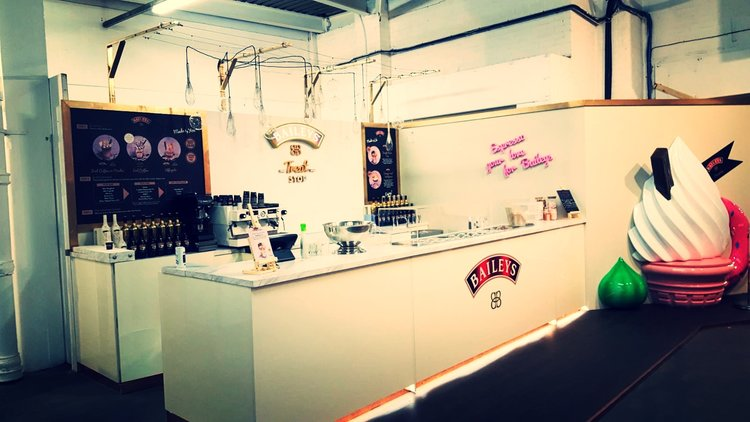 BAILEY'S @ LONDON COFFEE FESTIVAL