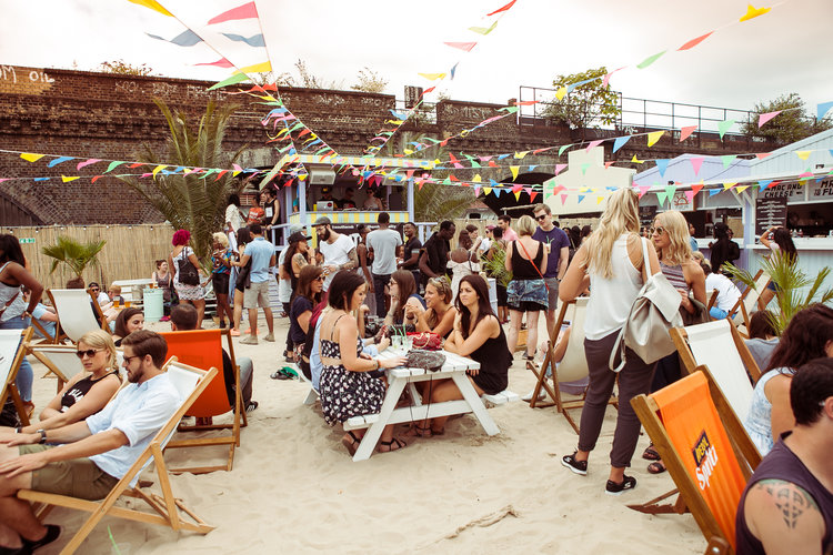 BRIXTON BEACH (POP UP OF THE YEAR)