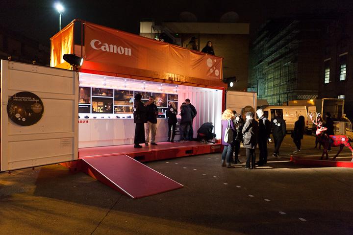 CANON CAPTURE THE NIGHT CAMPAIGN