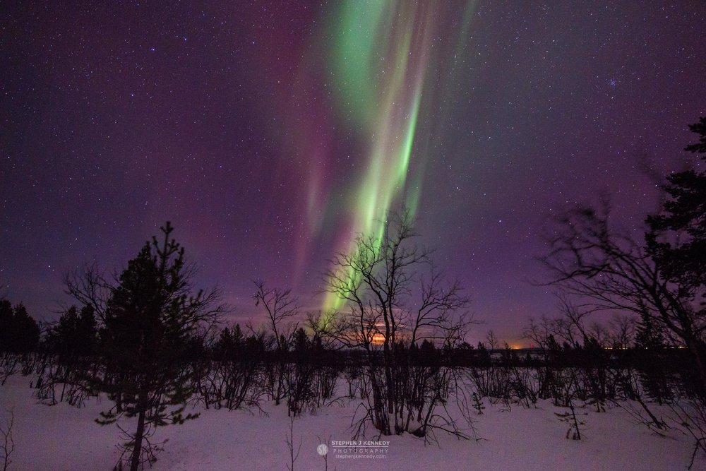 Aurora Moon