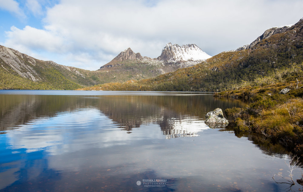 Cradle Mountain Reflections