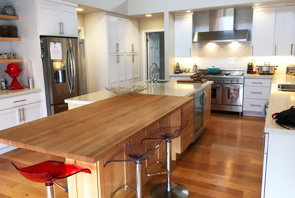 Atascadero Dream Kitchen: After
