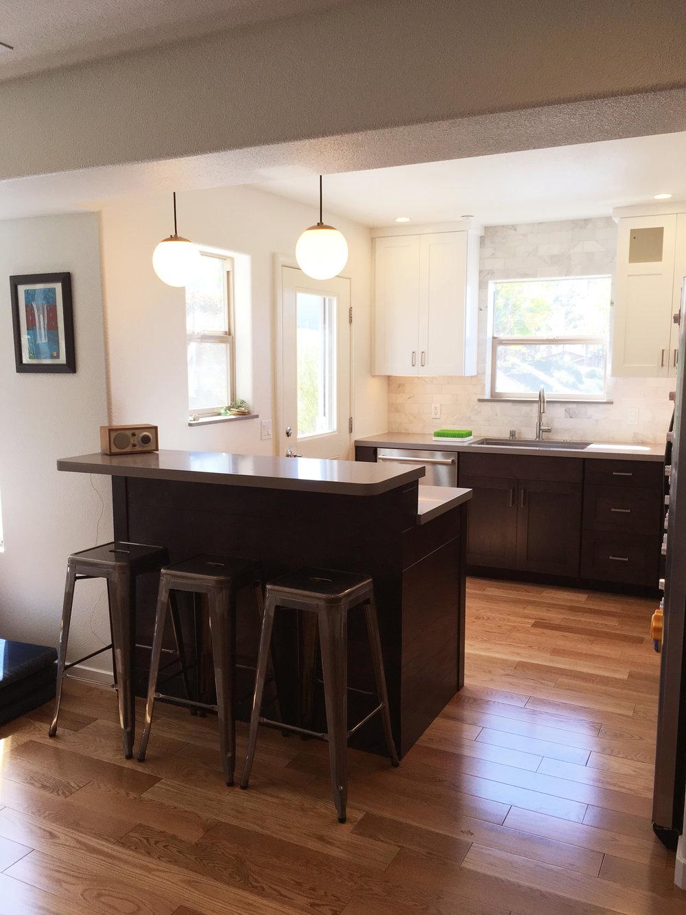 Morro Bay Kitchen Renovation: After