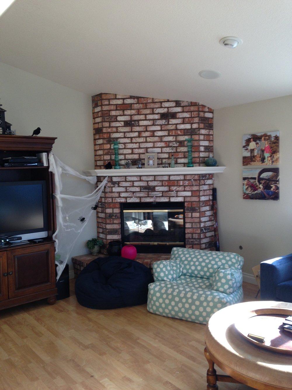 atascadero dream fireplace u2014 quinn home