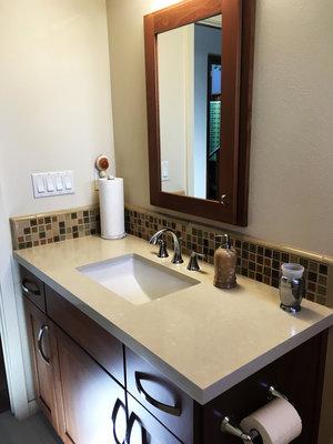 News Quinn Home - Bathroom remodel san luis obispo