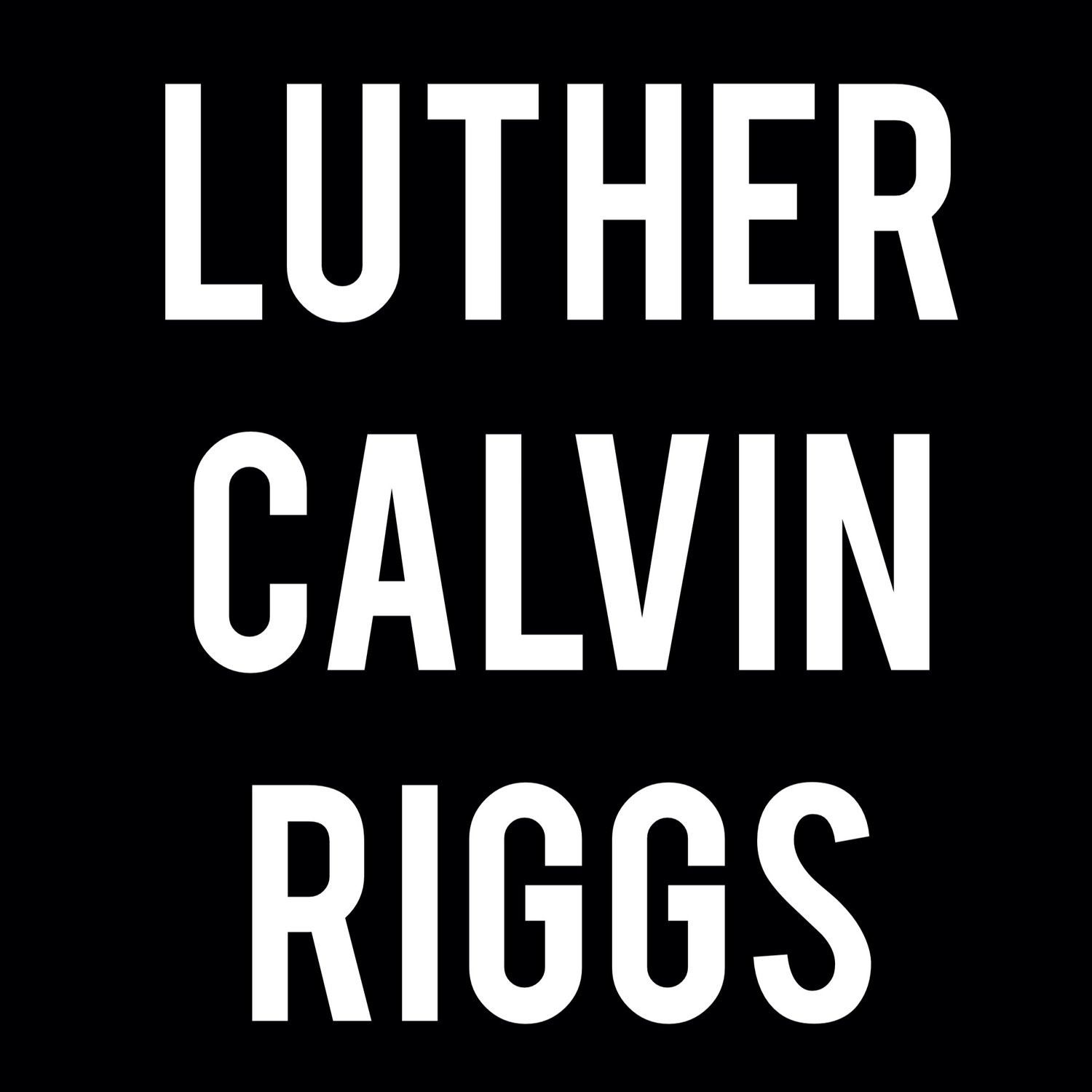 Luther Calvin Riggs